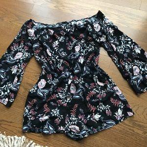 Pants - Long sleeved romper